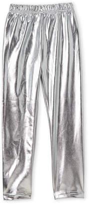 Tracie'S (Toddler Girls) Metallic Leggings