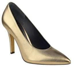 Marc Fisher Ulla Leather Pointed Toe Pumps