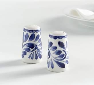 Pottery Barn Puebla Salt & Pepper Shakers