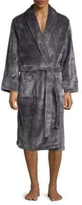 Saks Fifth Avenue Luxury Knee-Length Robe