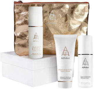 Alpha-h NEW Liquid Gold Rose Luxe Collection