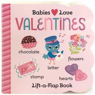 Holly Berry Byrd Babies Love Valentines: Chunky Lift A Flap Board Book