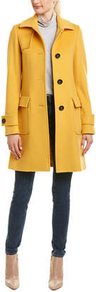 Cinzia Rocca Wool Coat