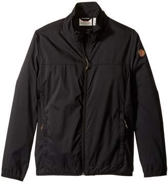 Fjallraven Kids Abisko Windbreaker Jacket Boy's Coat