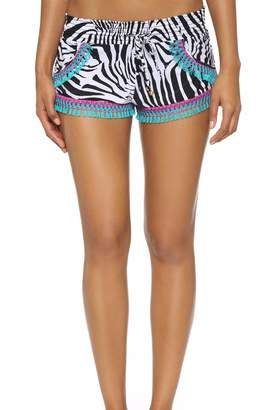 PilyQ Sassy Shorts $70 thestylecure.com