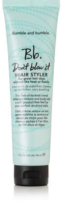 Bumble and Bumble Don't Blow It (h)air Styler, 150ml - one size