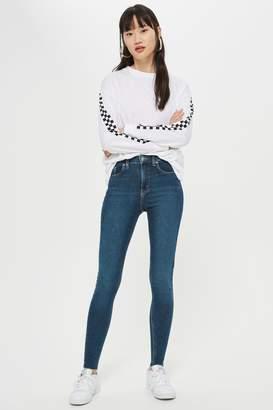 Topshop PETITE Authentic Raw Hem Jam Jeans