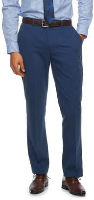 Apt. 9 Men's Slim-Fit HEIQ Stretch Performance Flat-Front Suit Pants