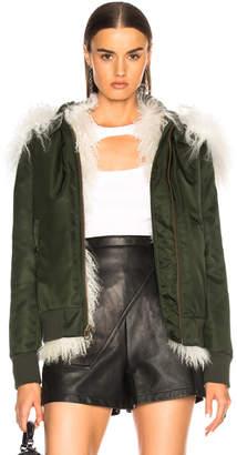 Mr & Mrs Italy Slim New York Bomber Jacket