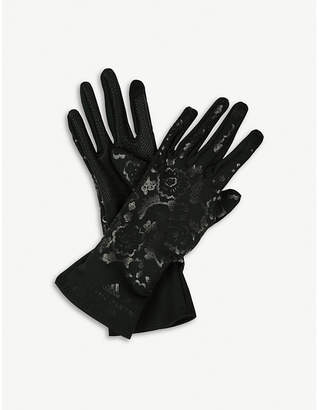 adidas by Stella McCartney Floral running gloves