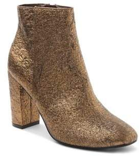 Kensie Textured Ankle Boots