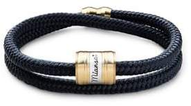 Miansai Casing Brass Rope Bracelet
