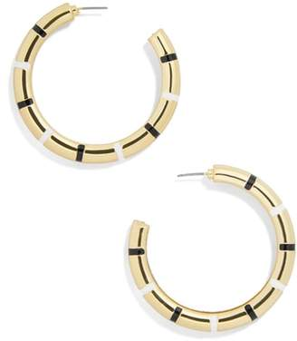 BaubleBar Olisa Hoop Earrings