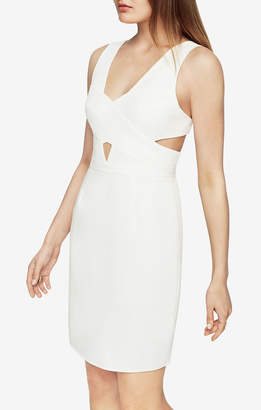 BCBGMAXAZRIA Annalisa Cutout Dress