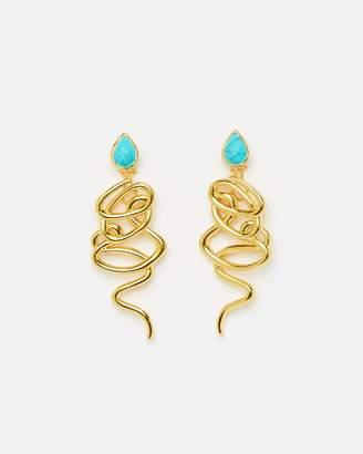 Queen Cleopatra Earrings