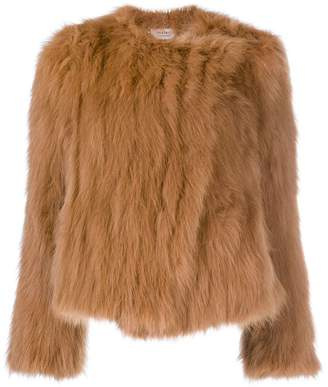 Yves Salomon short fitted jacket
