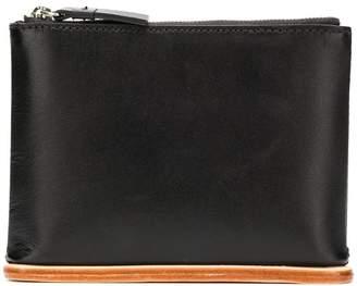 Building Block zipped purse