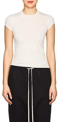Rick Owens Women's Cotton T-Shirt