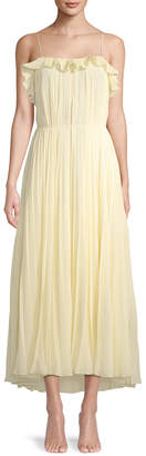 ADAM by Adam Lippes Pleated Gown