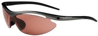 Tifosi Optics Slip T-V140 Carbon Sunglasses, Frame/Red Lens