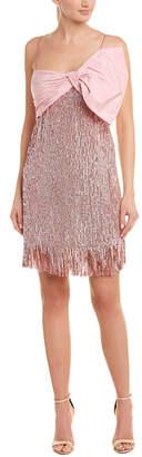Pinko Sequin Shift Dress