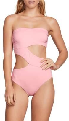 Volcom Simply Seamless One-Piece Swimsuit