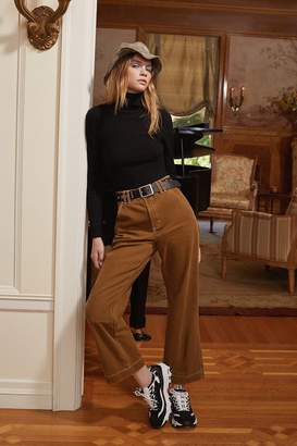 Urban Outfitters BDG Heidi Mid-Rise Carpenter Pant