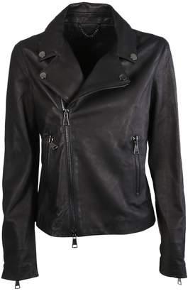 Vintage De Luxe Vintage Deluxe Classic Biker Jacket