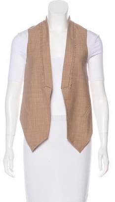 Brunello Cucinelli Virgin Wool Vest