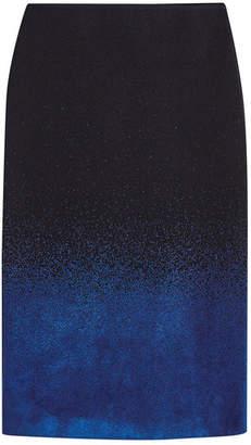 Roland Mouret Terry Velour Skirt