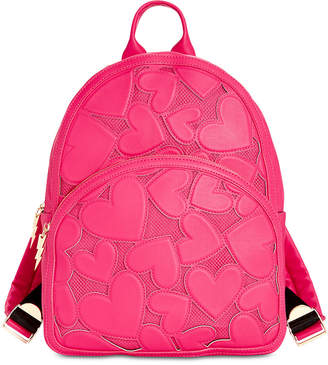 Betsey Johnson Bachelor Of Fine Hearts Backpack