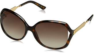 Gucci 0076S 003 Brown Gradient