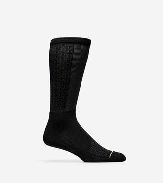 Cole Haan Grand.ØS Merino Auxetic Texture Socks