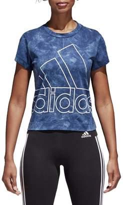 adidas ID Logo Slim Tee
