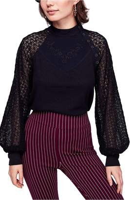 Free People Sweetest Thing Thermal Top