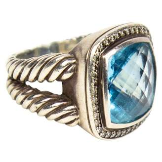 David Yurman Silver ring