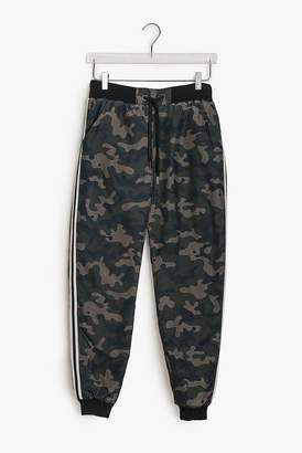 Genuine People Camouflage Down Windpants