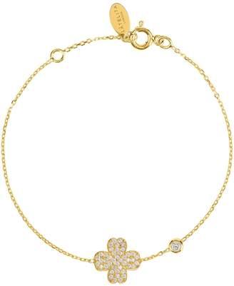 Latelita - Lucky Clover Bracelet Gold
