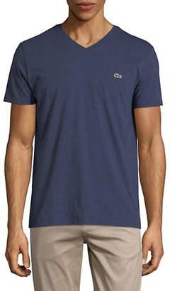 Lacoste Logo Cotton T-Shirt