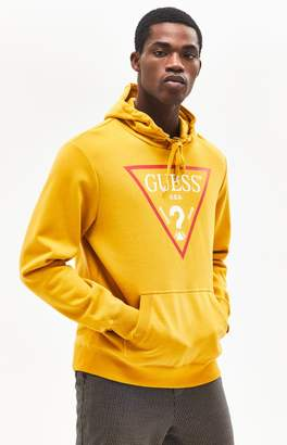 Guess Classic Logo Pullover Hoodie