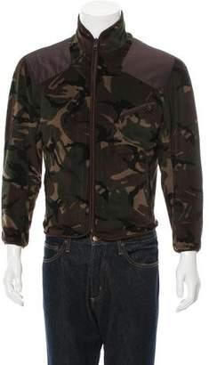 Haver Sack Camouflage Fleece Jacket