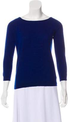 Hermes Cashmere Long Sleeve Top
