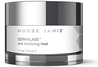 Nurse Jamie Dermalase AHA Exfoliating Mask & Silicone Facial Brush