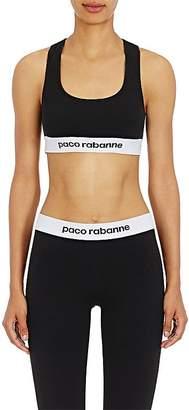 Paco Rabanne Women's Logo Sports Bra