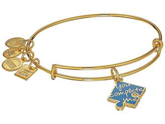 Alex and Ani Charity By Design You Complete Me Bangle