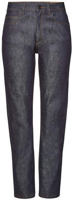 Burberry Seamill Straight Leg Jeans