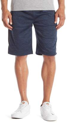 Burnside Contrast Trim Fleece Shorts
