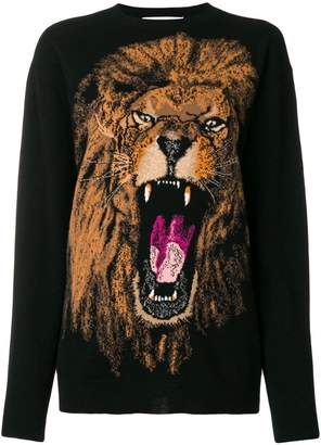 Stella McCartney Lion sweatshirt