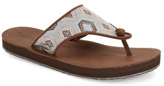 Acorn 'Artwalk' Flip Flop (Women) $54.95 thestylecure.com