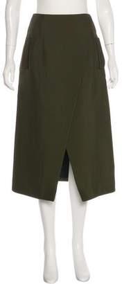 Josh Goot Wool-Blend Skirt